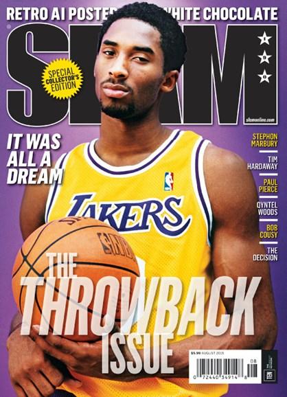 Slam Cover - 8/1/2015