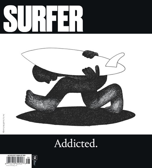 Surfer Cover - 8/1/2015