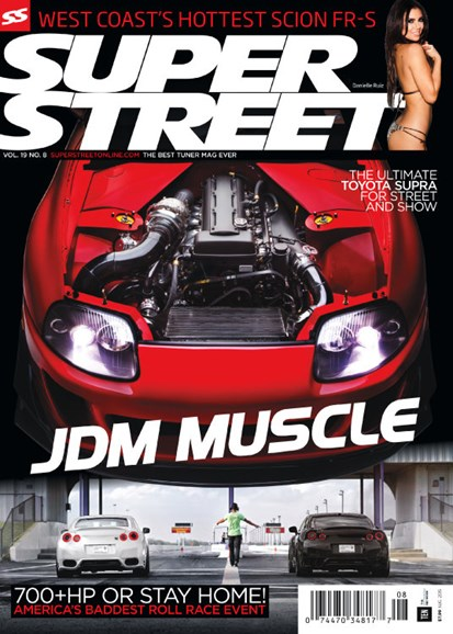 Super Street Cover - 8/1/2015
