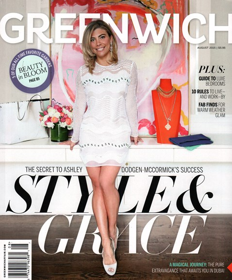 Greenwich Cover - 8/1/2015