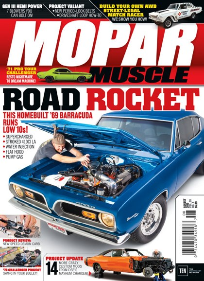 Mopar Muscle Cover - 8/1/2015