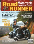 Road RUNNER Motorcycle and Touring Magazine 8/1/2015
