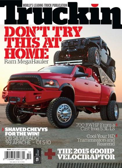 Truckin' Cover - 8/13/2015
