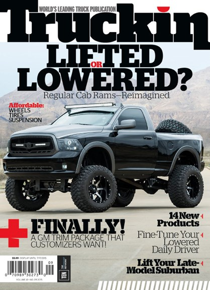 Truckin' Cover - 7/16/2015