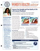 Women's Health Advisor 8/1/2015