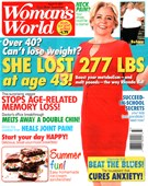 Woman's World Magazine 8/17/2015