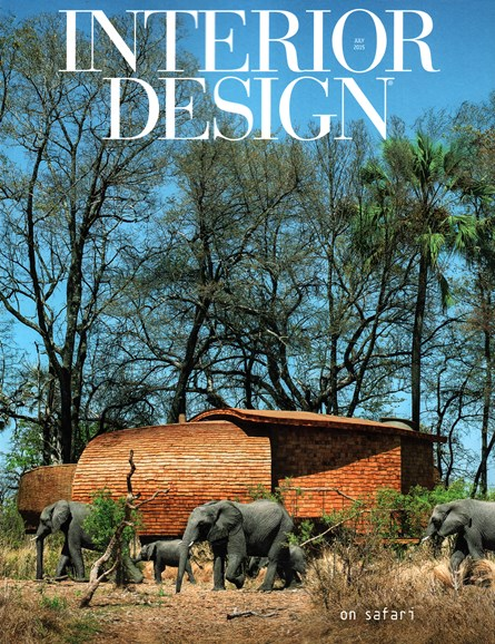 Interior Design Cover - 7/1/2015
