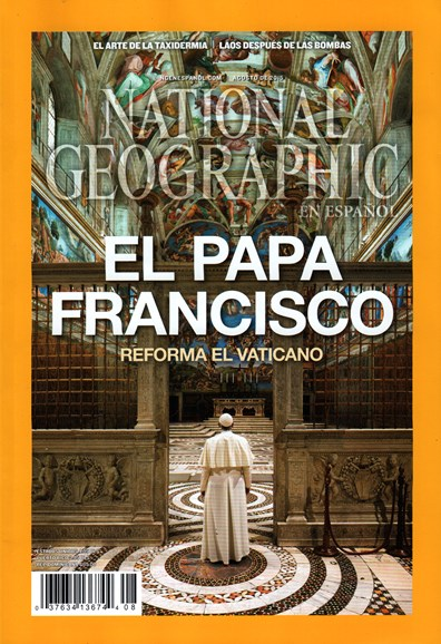 National Geographic En Español Cover - 8/1/2015
