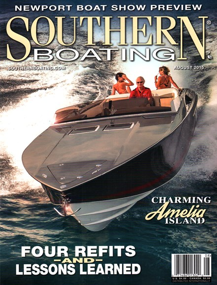 Southern Boating Cover - 8/1/2015