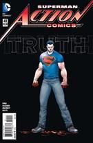Superman Action Comics 8/1/2015