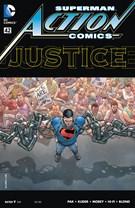 Superman Action Comics 9/1/2015