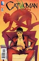 Catwoman Comic 8/1/2015