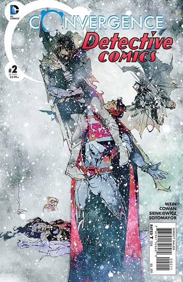 Detective Comics Cover - 7/1/2015
