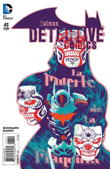 Detective Comics Cover - 10/1/2015