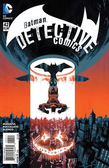 Detective Comics Cover - 9/1/2015