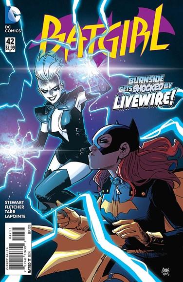 Batgirl Cover - 9/1/2015