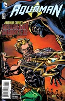Aquaman Comic 9/1/2015