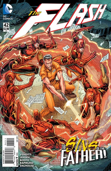 The Flash Cover - 9/1/2015