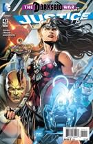 Justice League Comic 9/1/2015