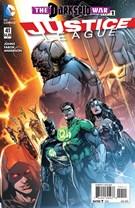 Justice League Comic 8/1/2015