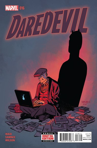 Daredevil Cover - 8/1/2015