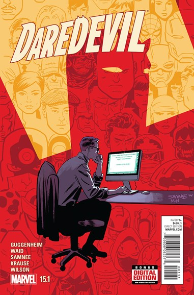 Daredevil Cover - 7/1/2015