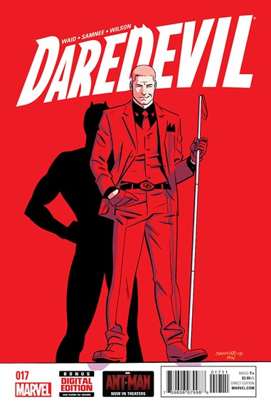 Daredevil Cover - 9/1/2015