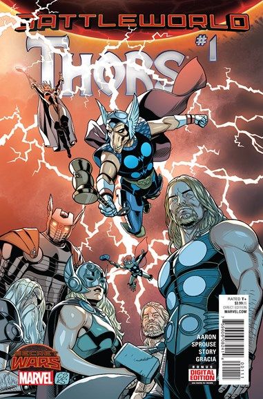 Thor Cover - 8/1/2015