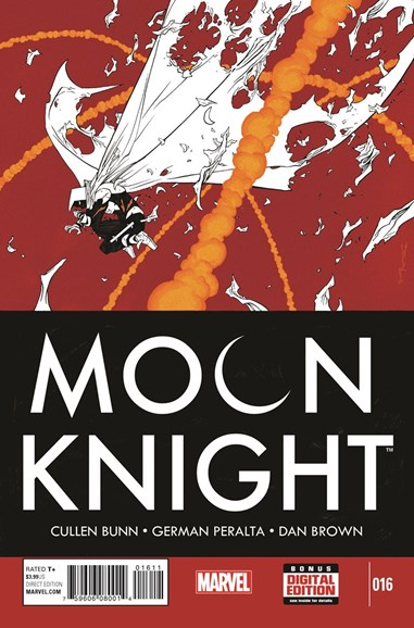 Moon Knight Cover - 8/1/2015