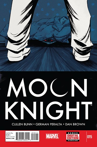 Moon Knight Cover - 7/1/2015