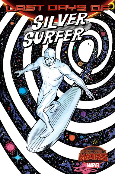 Silver Surfer Cover - 10/1/2015