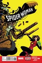 Spider-Woman 8/1/2015