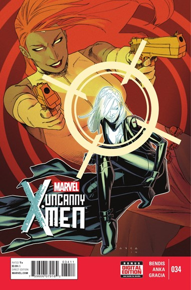 Astonishing X-Men Cover - 7/1/2015