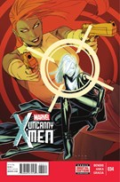 Astonishing X-Men Comic 7/1/2015