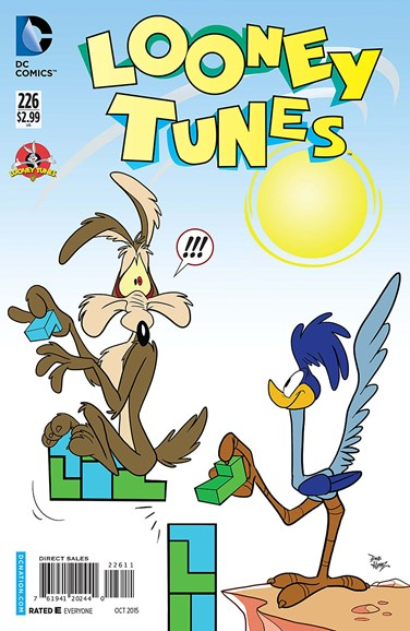 Looney Tunes Cover - 10/1/2015