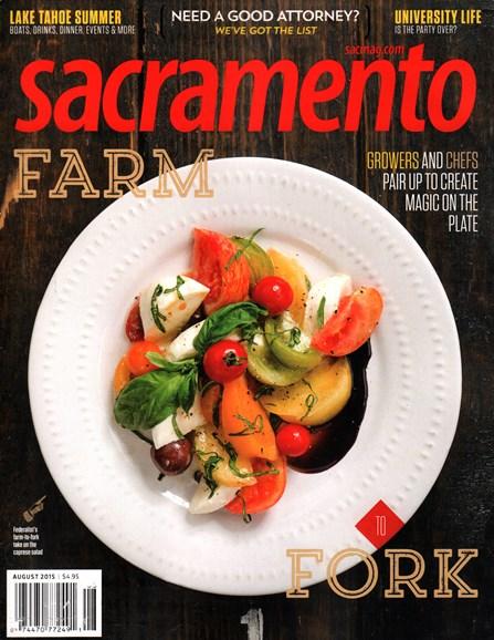 Sacramento Cover - 8/1/2015