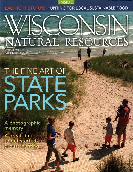 Wisconsin Natural Resources Cover - 8/1/2015