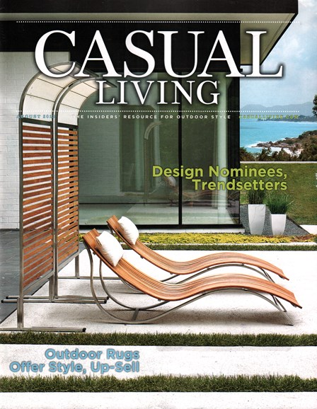 Casual Living Cover - 8/1/2015