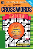 The National Observer Book of Crosswords Magazine 10/1/2015