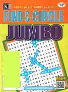 Find and Circle Jumbo Magazine 10/1/2015