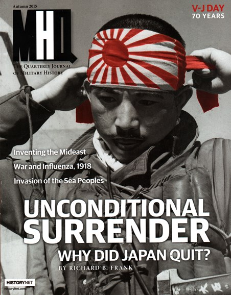 MHQ: Military History Quarterly Cover - 9/1/2015