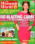 Woman's World Magazine 8/24/2015