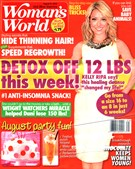 Woman's World Magazine 8/31/2015