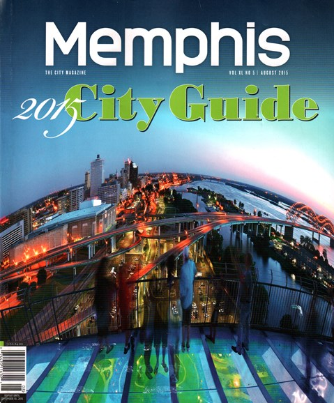 Memphis Cover - 8/1/2015