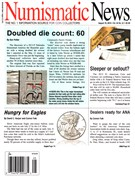 Numismatic News Magazine 8/18/2015