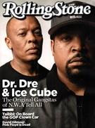 Rolling Stone Magazine 8/27/2015