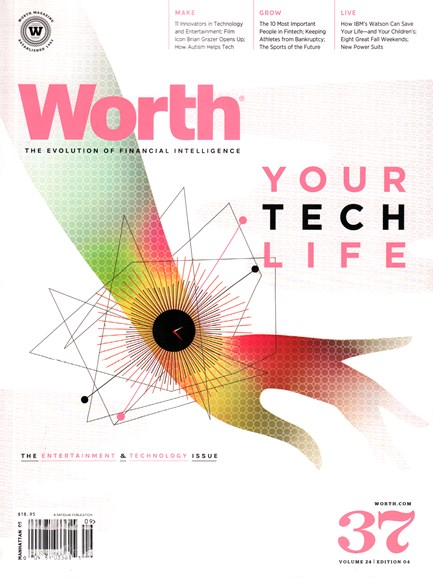 Worth Cover - 8/1/2015
