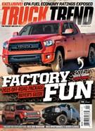 Truck Trend Magazine 9/1/2015
