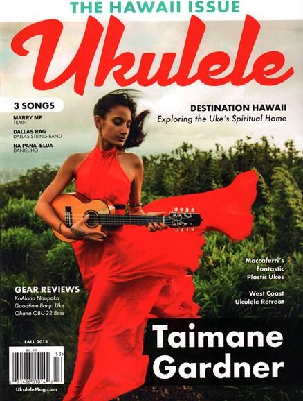 Ukulele Cover - 9/1/2015