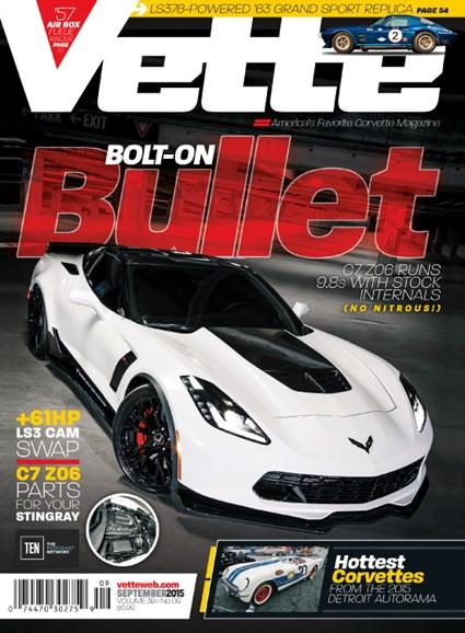 Vette Cover - 9/1/2015